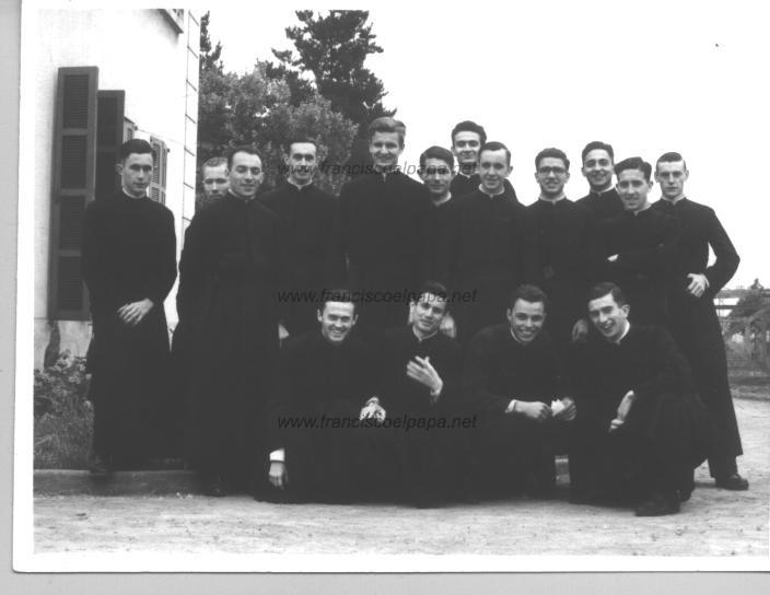 44  Argentinos en Loyola, Chile, 1960
