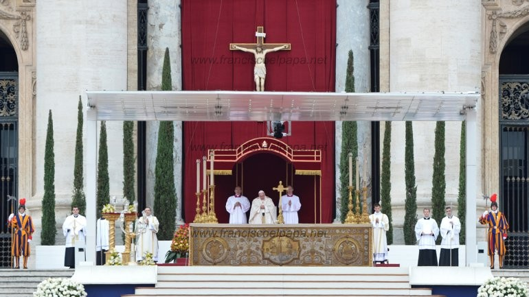Francisco y la canonización 1